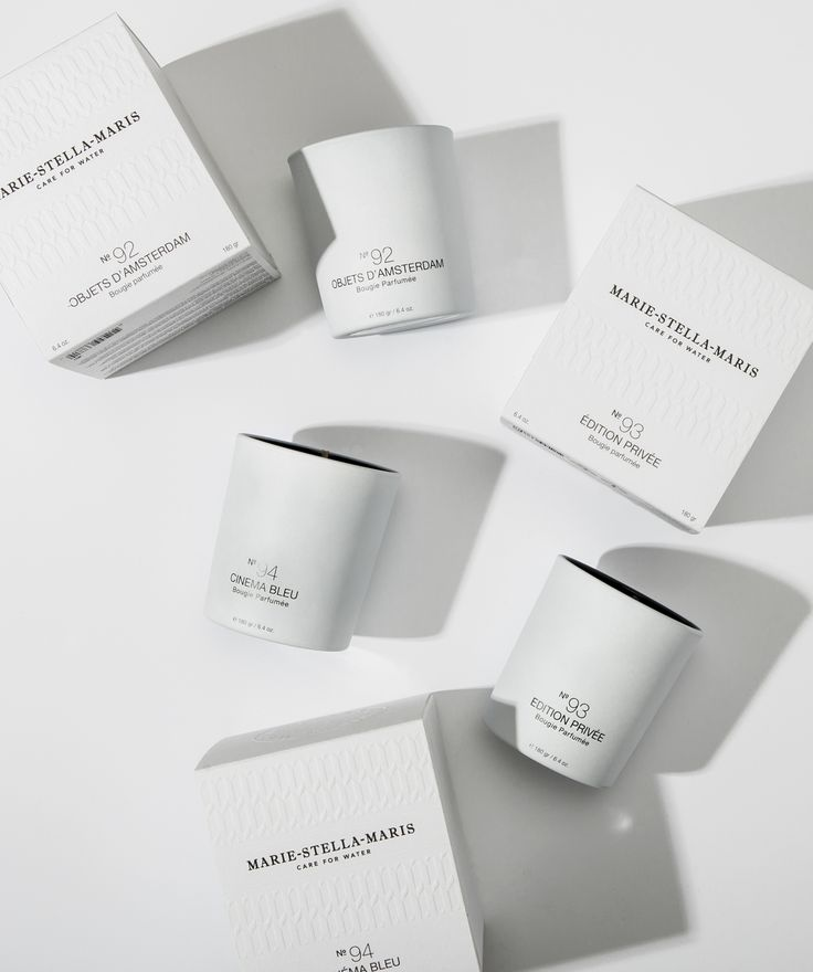 Marie-Stella-Maris Luxurious Scented Candles