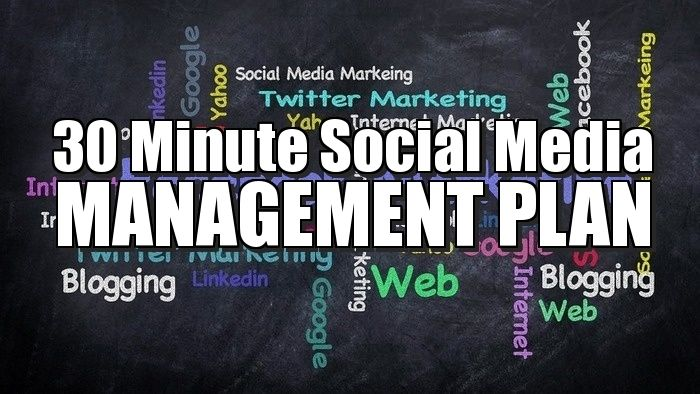How much time does your social media marketing take out of your work day?