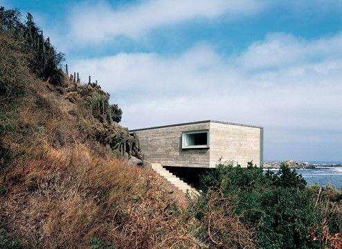 Casa Pite · Smiljan Radic  · Papudo, Chile