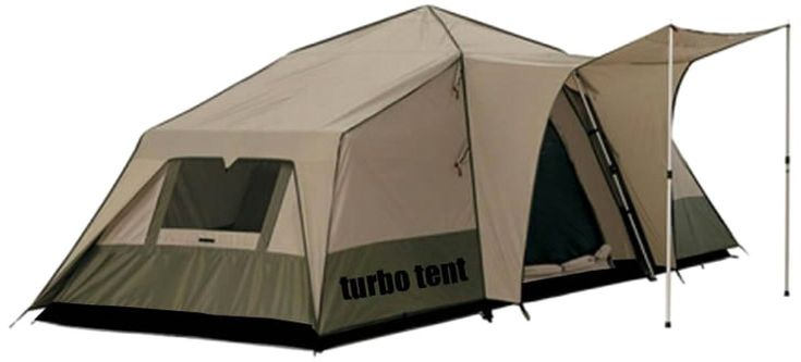 Black Pine Sports Pine Crest 10-Person Turbo Tent -- Startling review available here  : Camping Tents