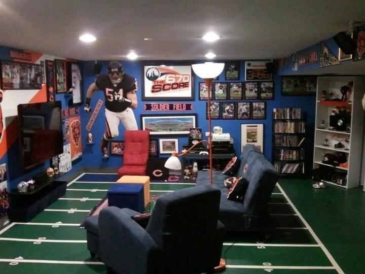 Jake's possible mancave, eventually