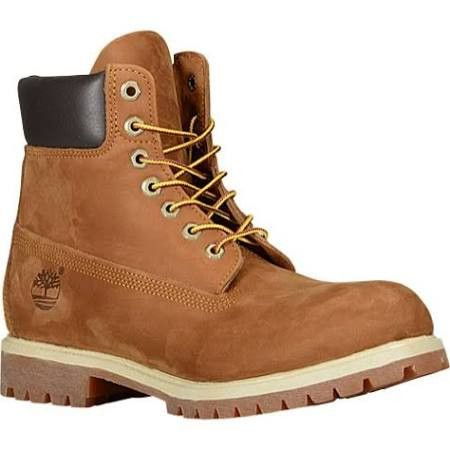 Don't let cold, wet weather dictate your style. Kick it fresh year-round with classic Timberland's. - Waterproof leather or nubuck upper for ultimate protection against abrasion and rough weather. - P