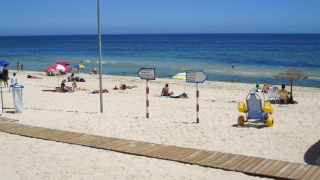 Terra Esteita Beach #Santa #Luzia #Tavira