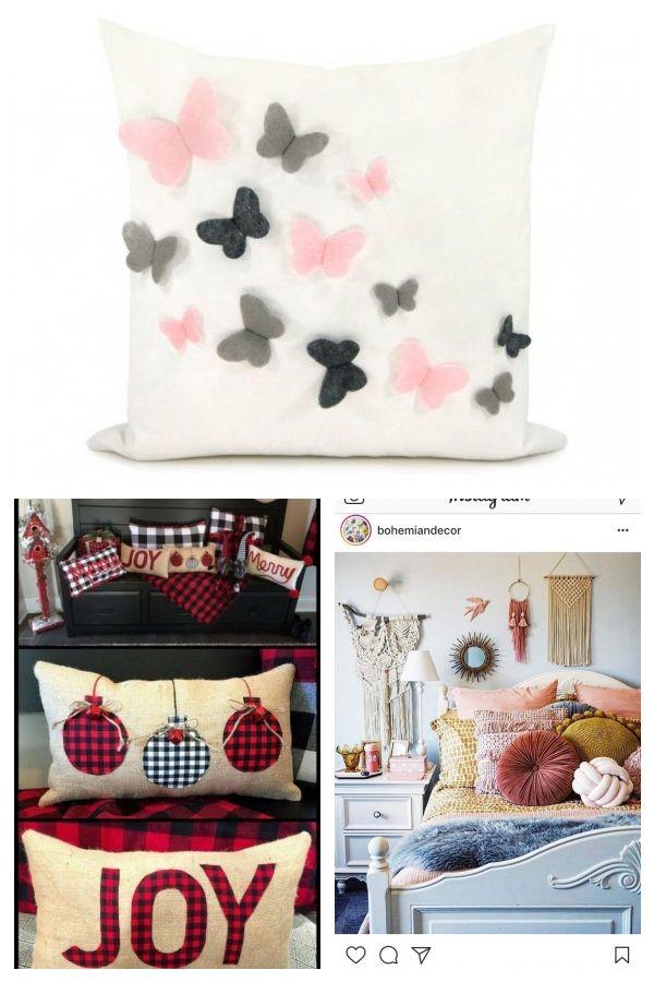 Dekorative Kissen Decken Baby Madchen Kinderzimmer Fruhling
