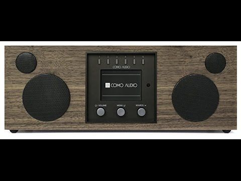 Como Audio Duetto Wireless Music System   TechTake Review