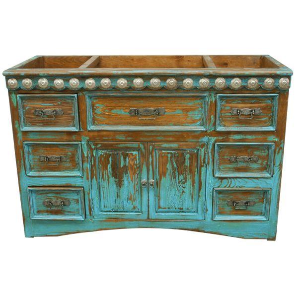 Santa Marcela Vanity | Western vanities | Western accessories | Western Furniture