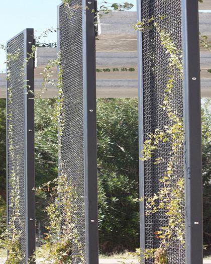 best 25 metal trellis ideas on pinterest metal garden. Black Bedroom Furniture Sets. Home Design Ideas