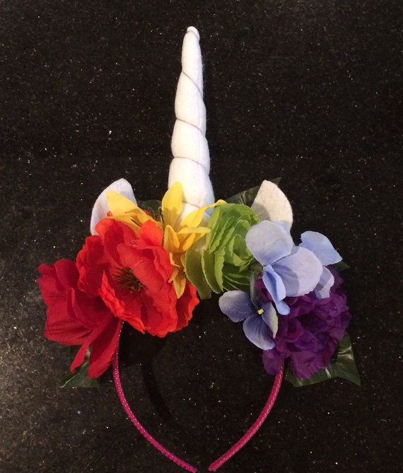 You know you want to be a unicorn! Wait, what am I saying? You ARE a unicorn!! Now the rest of the world will see it too! Handmade by me. Soft