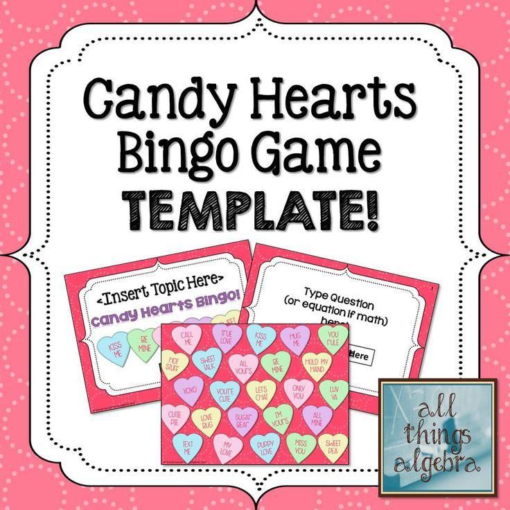 Best 25 Heart bingo ideas – Valentines Bingo Cards