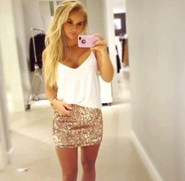 Amei a saia