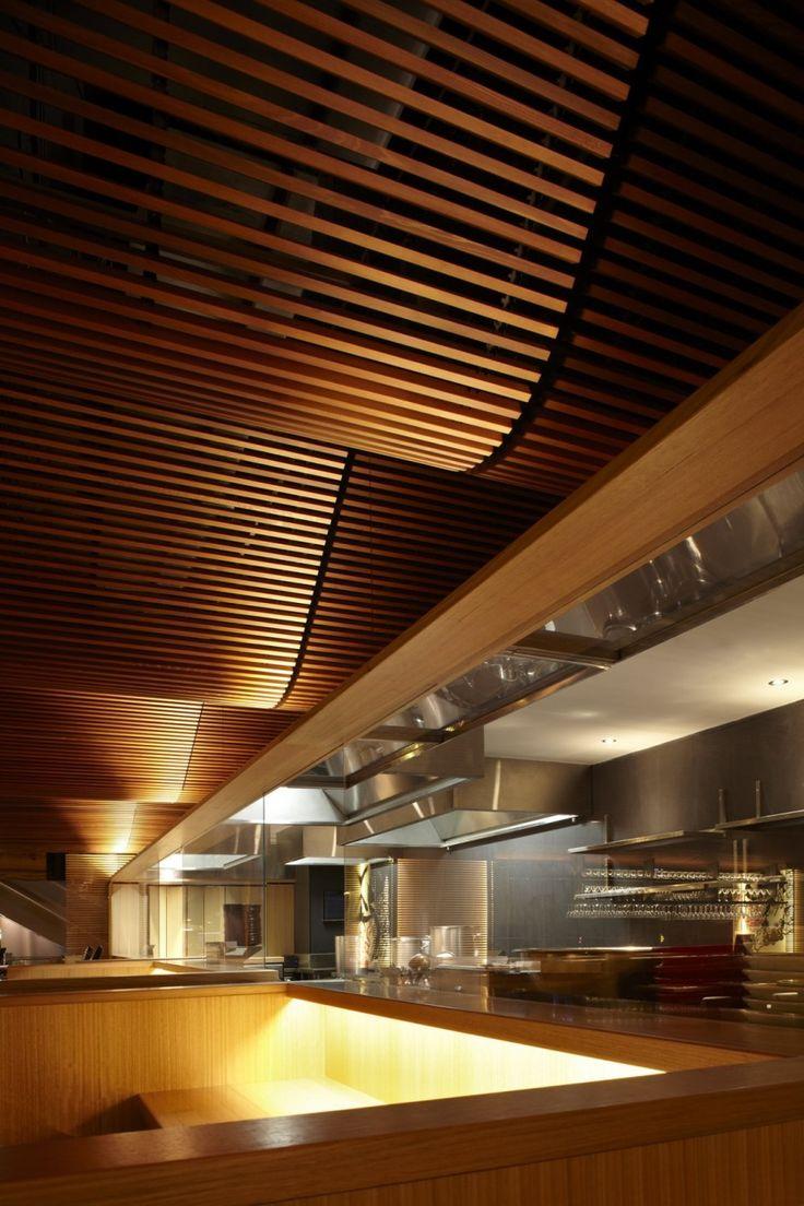 Ippudo Restaurant by Koichi Takada Architects