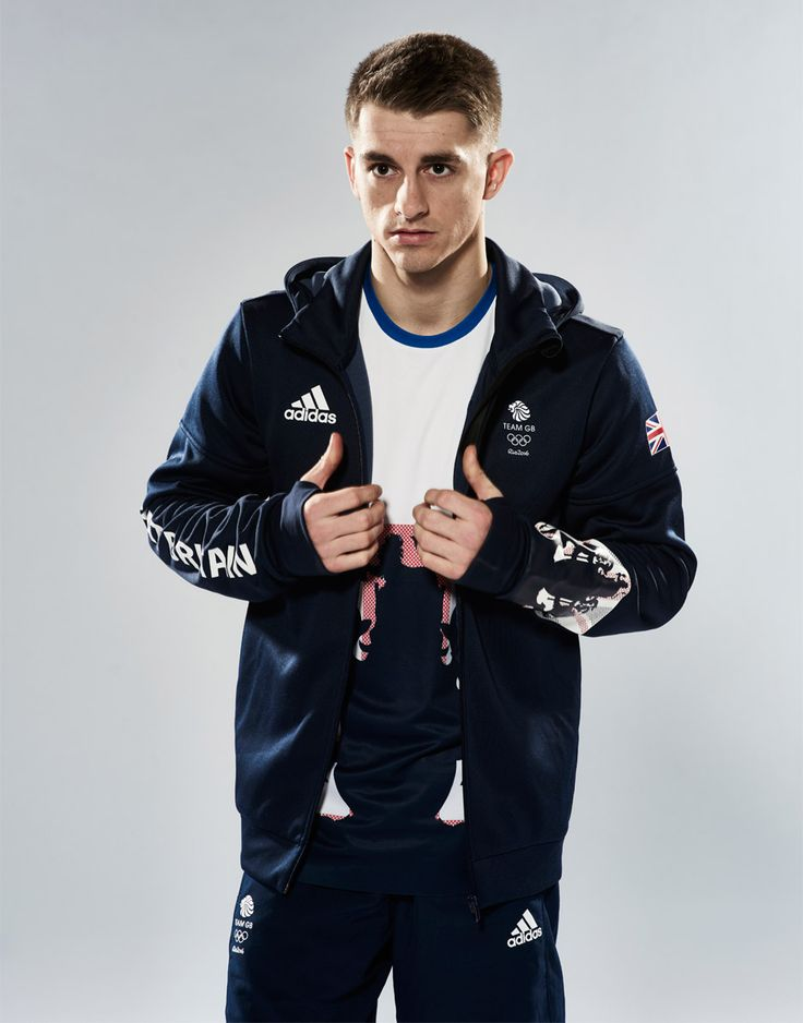 Adidas Team GB kit by Stella McCartney