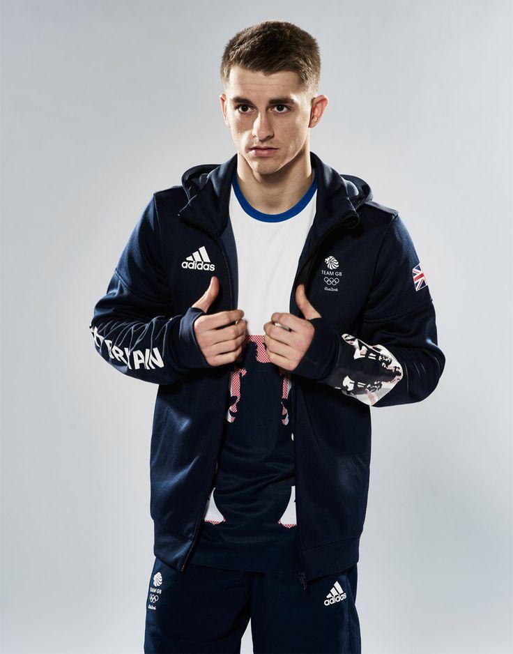 Adidas Team GB kit by Stella McCartney