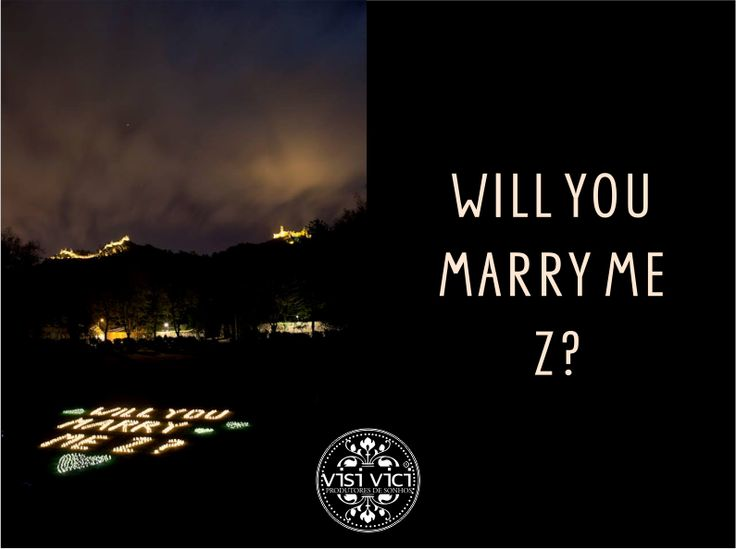 Will you marry me? By Visi Vici - Produtores de Sonhos | Foto by Cv Love
