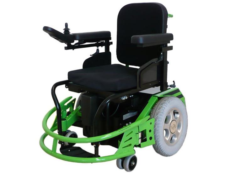 Turbo twist sport  Elektrische sportrolstoel