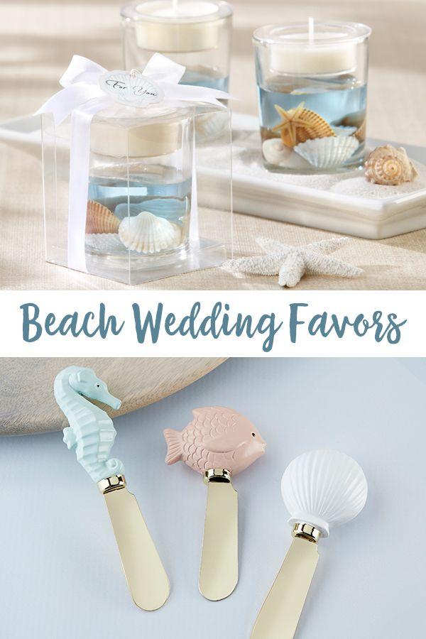 Beach Wedding Favors And Beach Theme Wedding Favor Ideas With