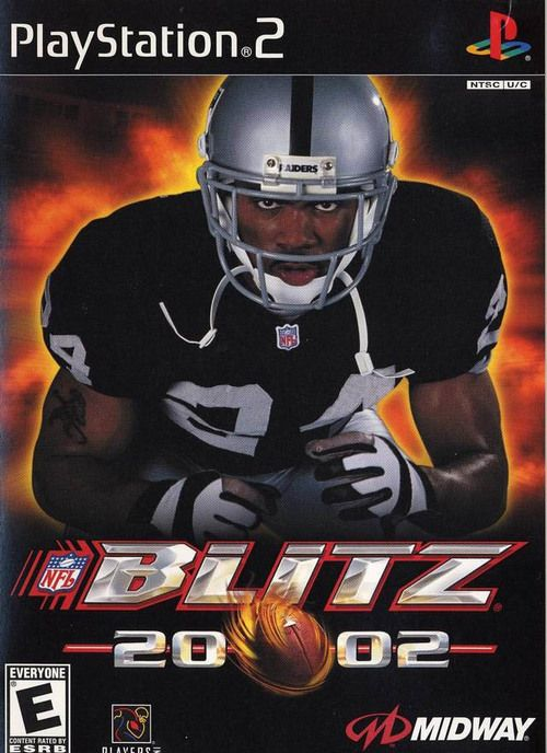 NFL Blitz 2002 - PS2 Game