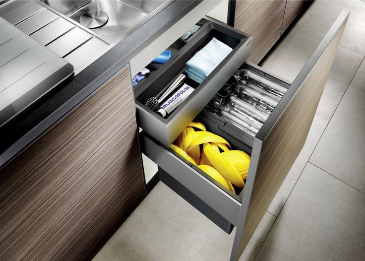 Blancoselect: Abfallsystem der neuen Generation #News #Küche