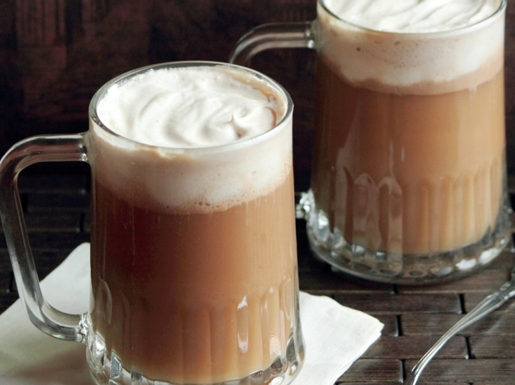 butterbeer recipe | How 'bout a few Drinks? | Pinterest