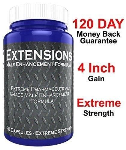 Male Testosterone Booster Growth Enlarging Pills Stamina Energy 60 Capsules #PherLuvLLC