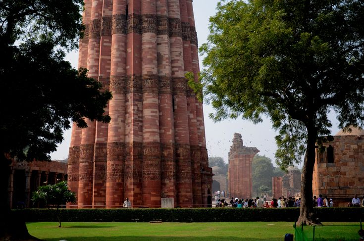 The Qutub Minar Complex
