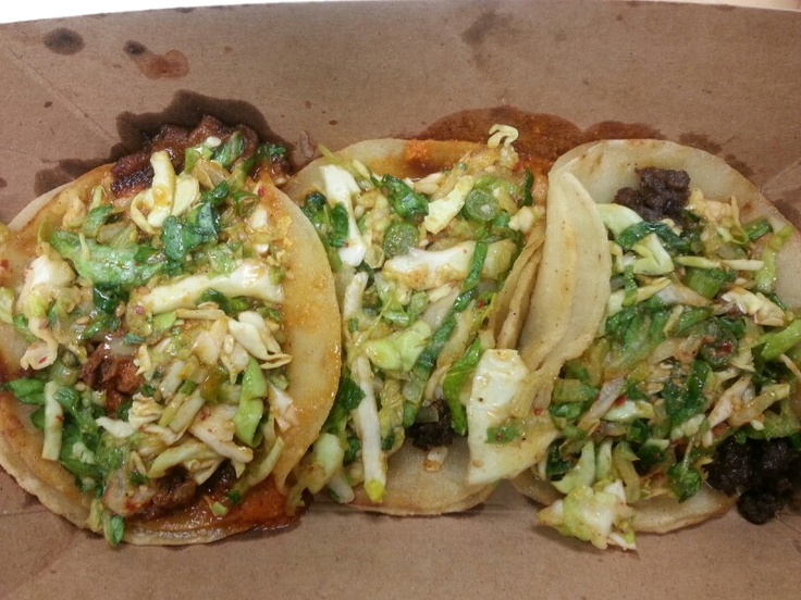 Kogi tacos- Korean fusion | For the love of food | Pinterest