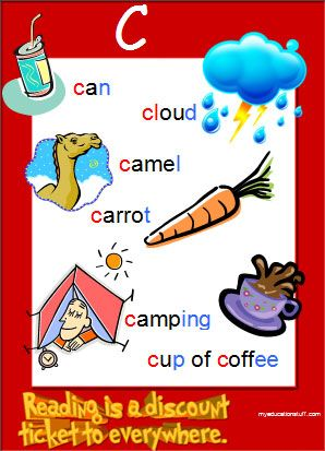 8 letter words starting with c letter c phonics word list poster alphabet worksheet 20294