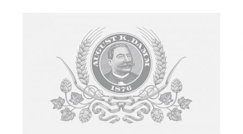 August K. Damm fundador d'Estrella Damm el 1876