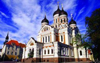 magic world around: Обзорная экскурсия по Старому городу Таллин