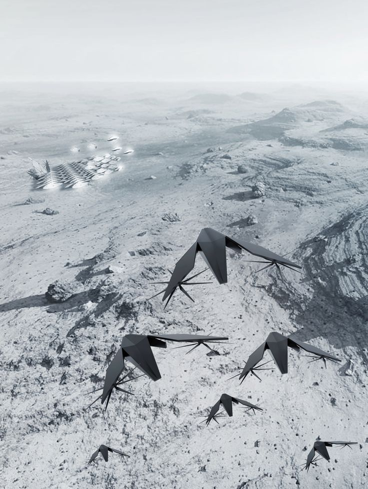 Swarm Scraper by SA lab