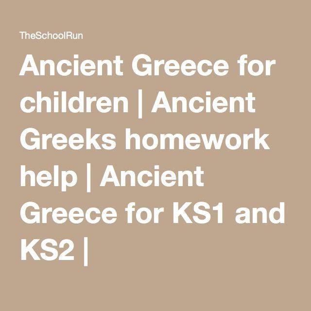 Primary homework help greece athens