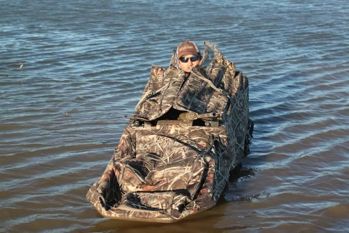 New Gear Waterfowl Blind Momarsh Invisilay Duck Hunting