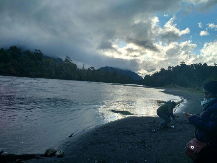 Río Yelcho - Chaitén. Es un lugar mágico, si te gusta la pesca, es un excelente lugar para pescar y desconectarse