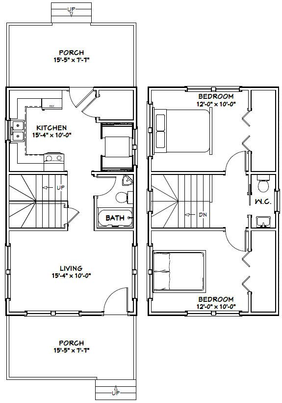 574 best home design small images on pinterest small for 15x28 house plans