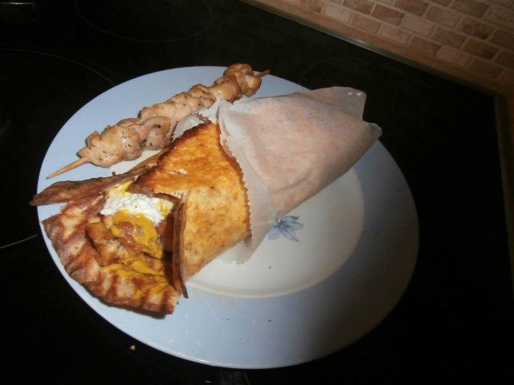 Πίτα για σουβλάκι