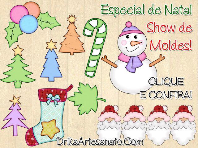 artesanato-de-natal-moldes-variados.jpg (640×480)