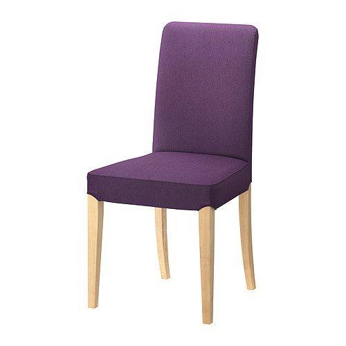 Henriksdal Dining Chair -- Lilac
