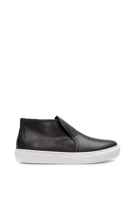 Alison Leather Sneaker