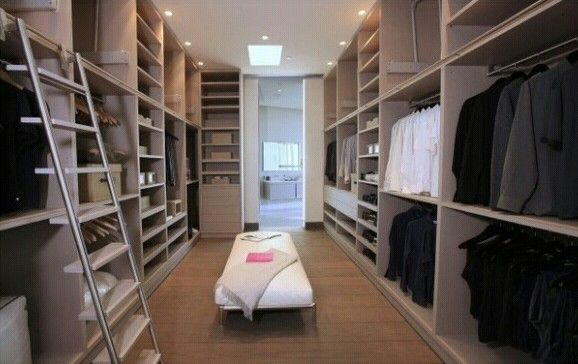 Walk in closetMan Closets, Closets Design, Interiors Design, Dresses Room, House, Los Angels, Blue Jay, Walks In, Dreams Closets