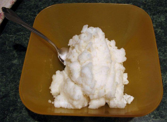 Maple+Snow+Cream+Recipe