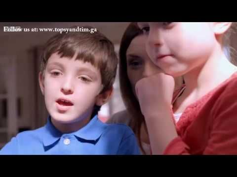 Topsy and Tim Washing Mossy - YouTube