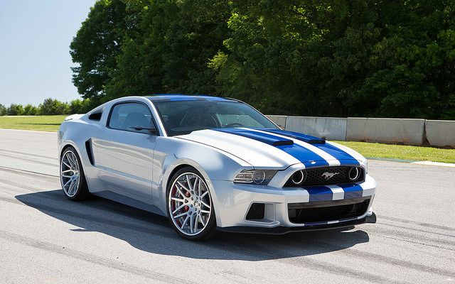 2013 Shelby GT500 Need For Speed Mustang | Flickr - Photo Sharing!
