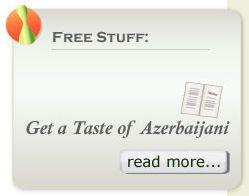 Free! Learn Azerbaijani language resources