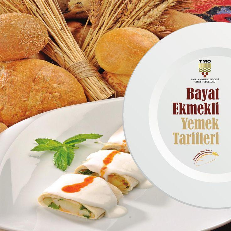 Bayat Ekmek Yemek Tarifler by Canım Annem - issuu