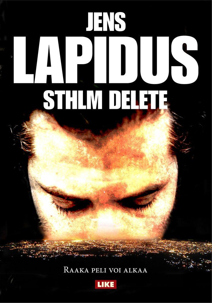Jens Lapidus: Sthlm delete