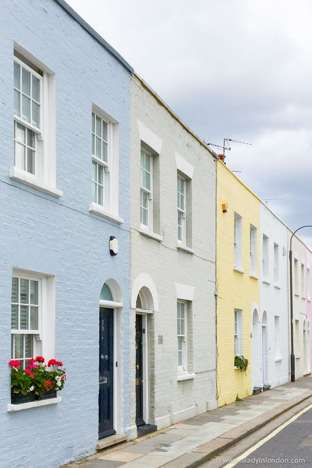 Houses in Fulham, London