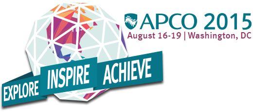 Distinguished Achievers Breakfast   APCO 2015