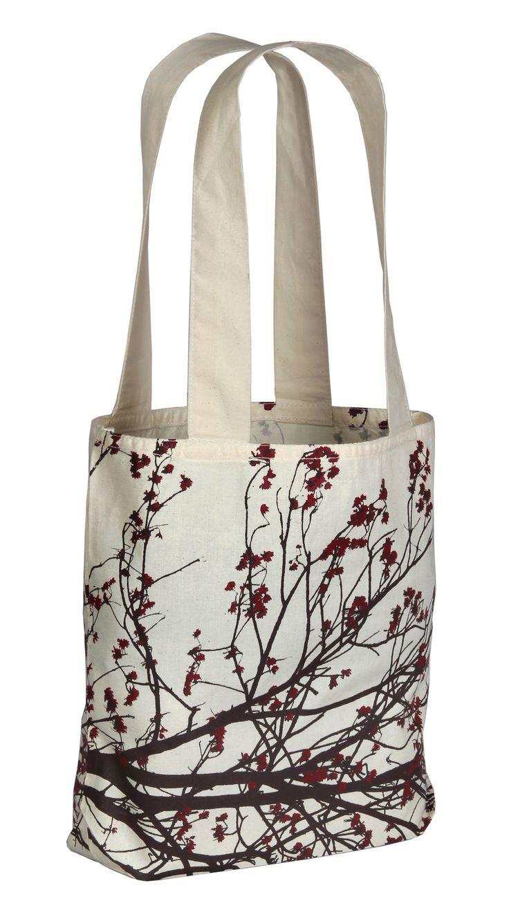 Amity Autumn Organic Cotton Bag
