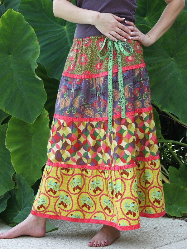 Fashion Formula Skirts, Volume 1 (Pattern Booklet) - would make a good cello skirt