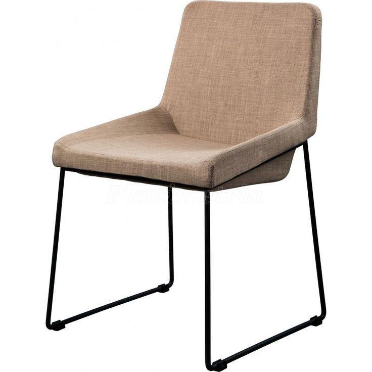 Фото Удобный мягкий стул Comfy EHA090-L6 dusty beige (Комфи бежевый)
